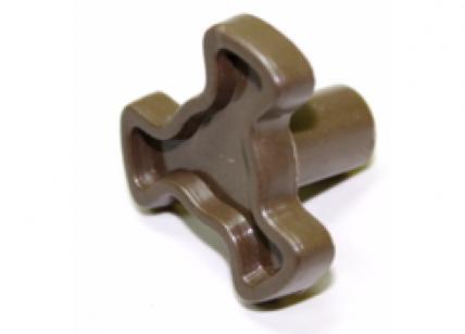 Коуплер СВЧ универсальный h=21mm,Ø=11mm, h=4mm, Ø=34mm