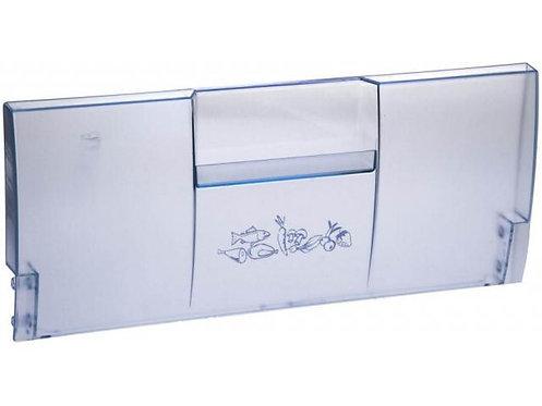 Панель  крышка щиток морозильной камеры Beko