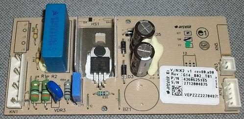 Модуль управления для холодильника BEKO 4360625185