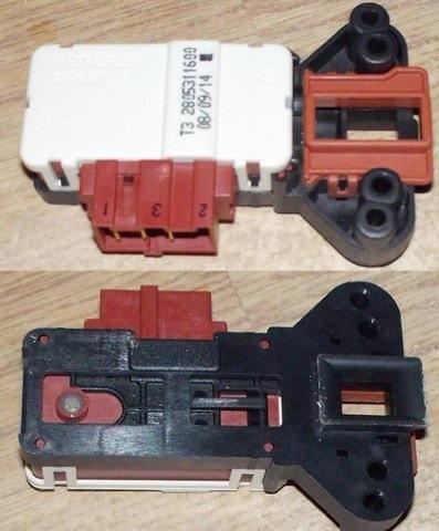 2805311600 Устройство блокировки люка (УБЛ) для стиральной машины Beko (Beko)