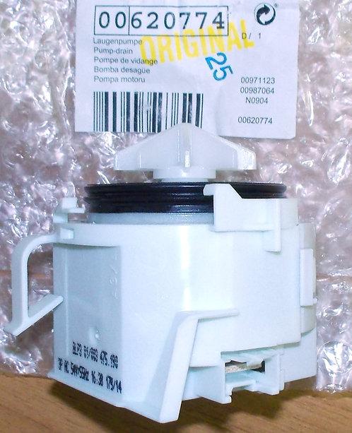 Сливной насос (помпа) для посудомоечной машины Bosch, Siemens
