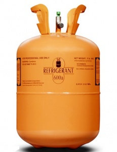Фреон R600 6,5кг (изобутан)