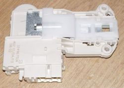 Блокировка люка стиральной машины Electrolux, Zanussi, AEG