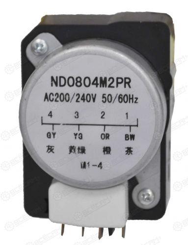 Электромеханический таймер для холодильников Panasonic, Sharp NT0804M2MC