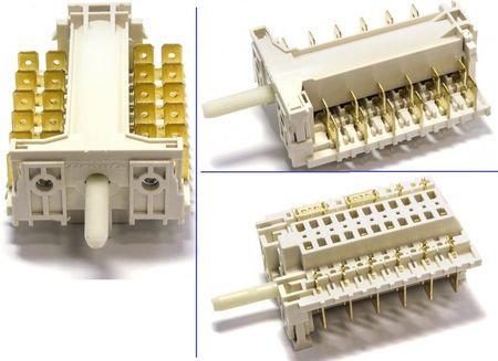 Переключатель режимов для духовки Bosch, Siemens, Neff  173809