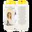 Thumbnail: Bougie neuvaine de la Vierge des pauvres