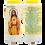 Novene Kerze voor die Heiligstes Herz Jesus