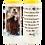 Thumbnail: Bougie neuvaine de Notre Dame du mont Carmel