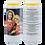 Thumbnail: Bougie neuvaine du Sacrés Coeurs de Jésus & Marie