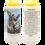Thumbnail: Bougie neuvaine de Saint Michel - Myrrhe