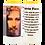Thumbnail: Bougie neuvaine de Sainte Face