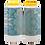 Thumbnail: Bougie Baroque bleu / Candle Blue baroque