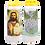Thumbnail: Bougie neuvaine de Jésus