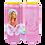 Bougie neuvaine rose - Vierge Marie