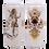 Thumbnail: Bougie Ange baroque / Candle Baroque angel