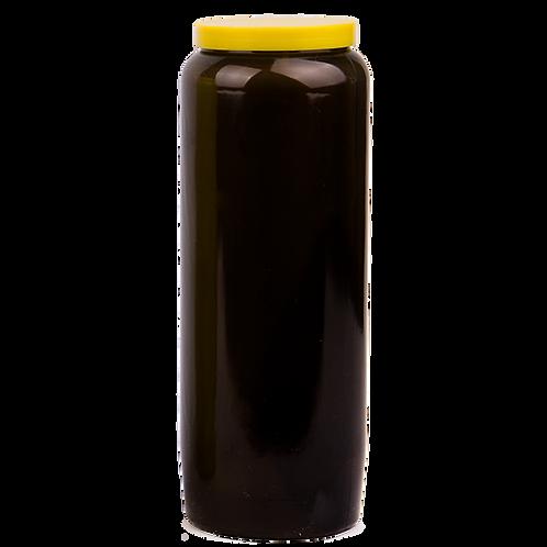 Bougie neuvaine noire  / Black candle novena
