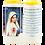 Thumbnail: Bougie neuvaine de Notre Dame de Fatima