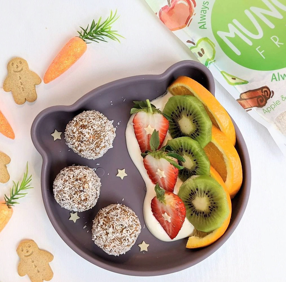 Munch Free breakfast for babies with allergies