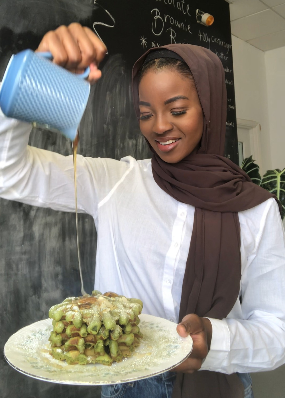 Farhana Ibrahim from Binta's Kitchen