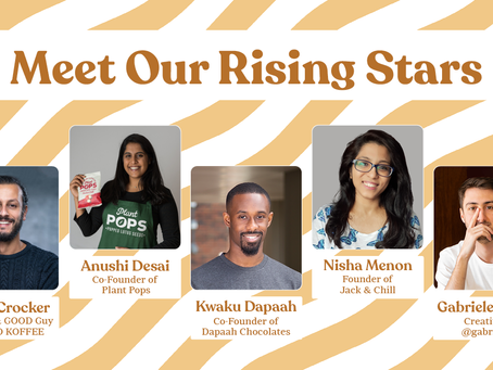 Becoming An Entrepreneur: Rising Stars Share Their Stories