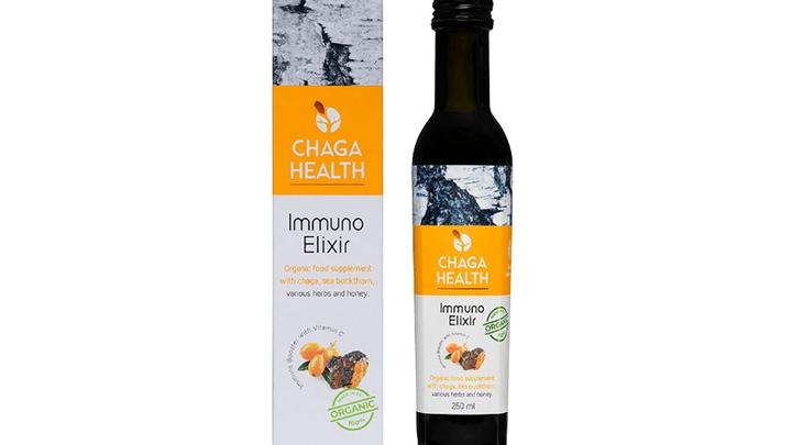 Chaga Health Immuno Elixir Chaga & Sea buckthorn ORGANIC