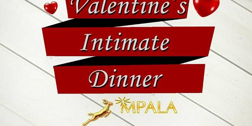 MPALA Valentines Intimate Dinner