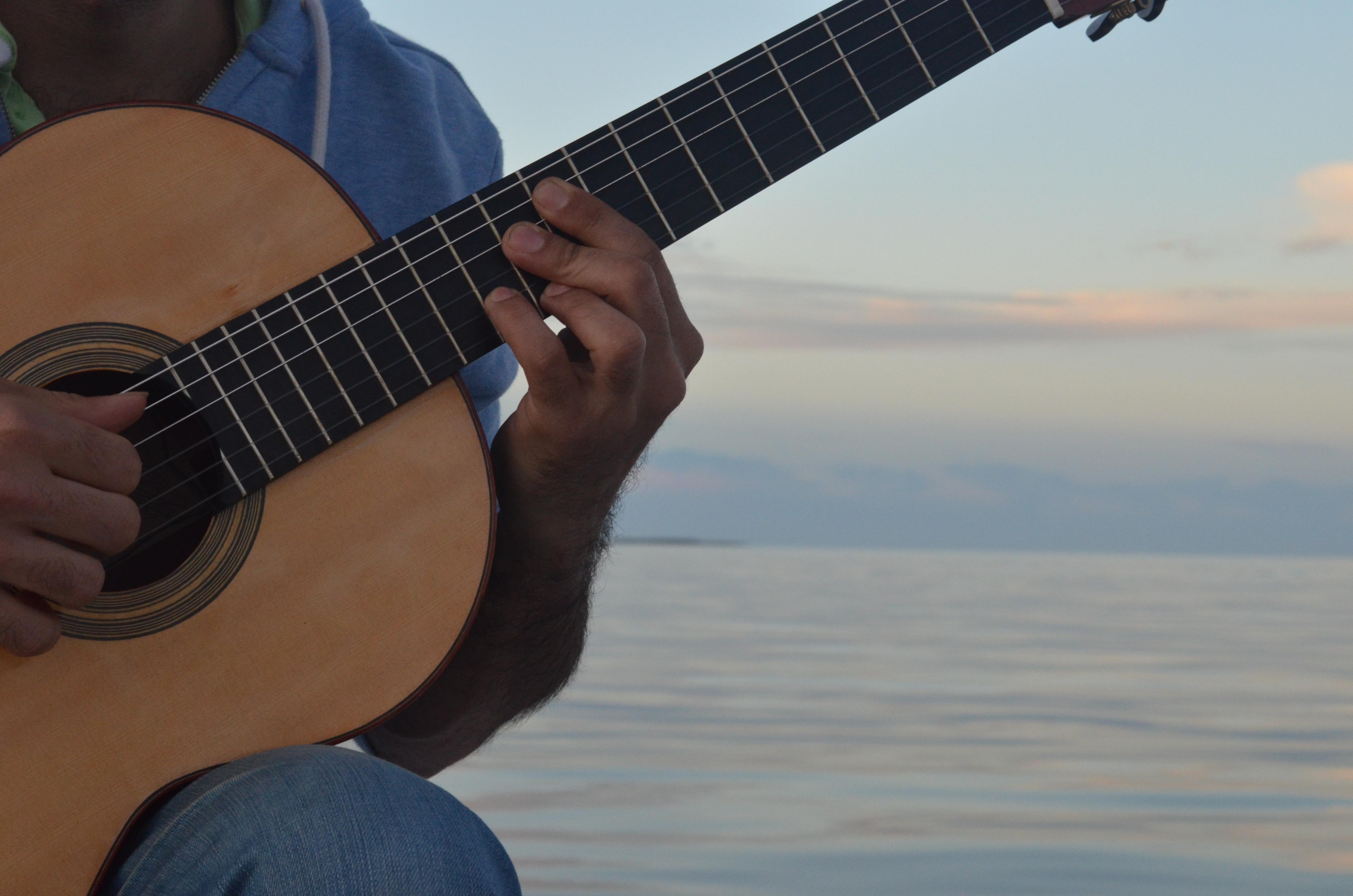 Ugeografisk guitarconcerts