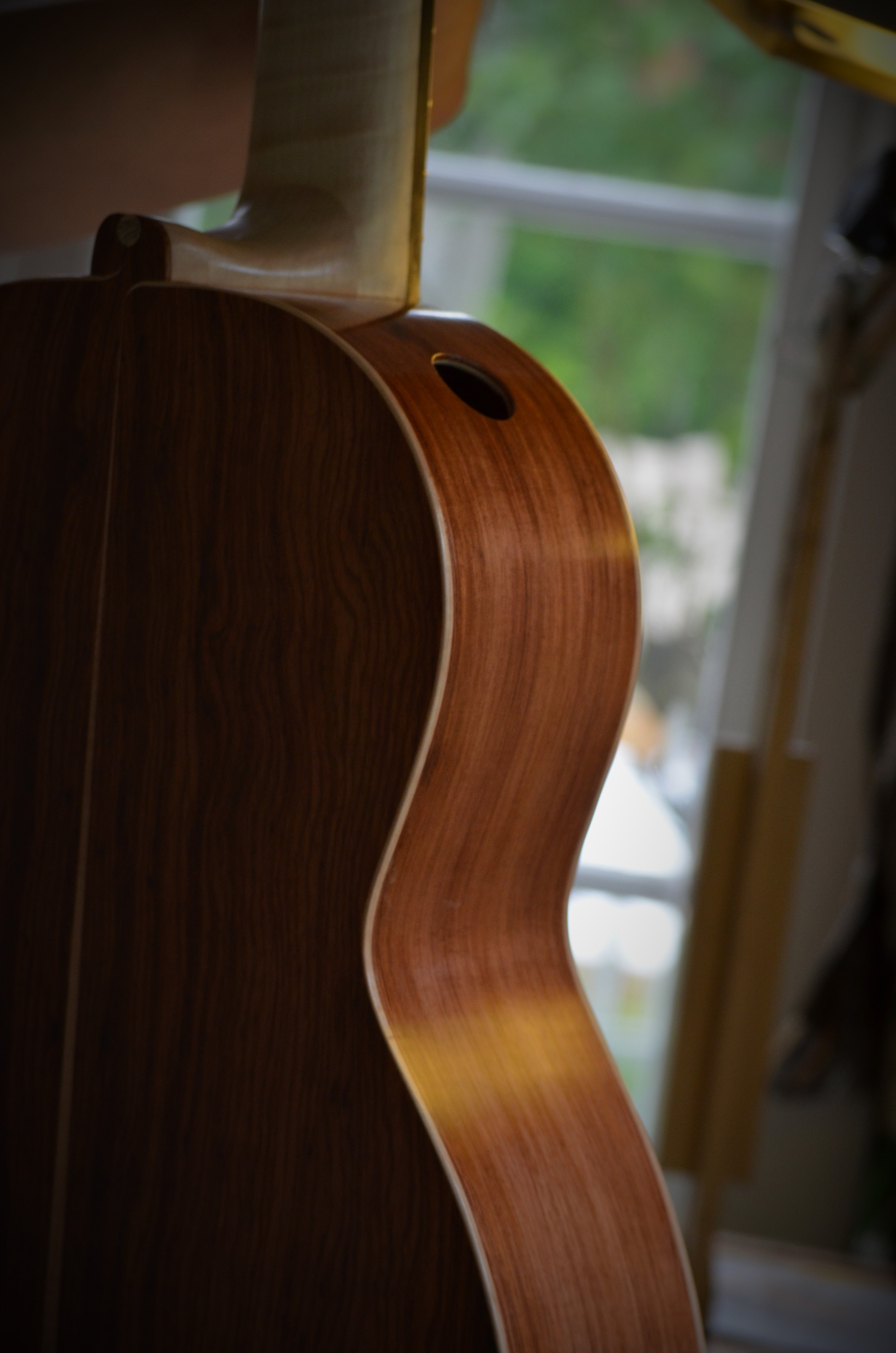 7-string Classical guitar 2013