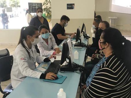 UniPinhal sedia vacinação contra COVID-19 com participação da Enfermagem