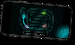Vector Race - Illusion Track