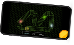 Vector Race Smooth Track