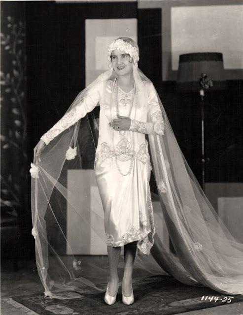 vestidos de novia 1935
