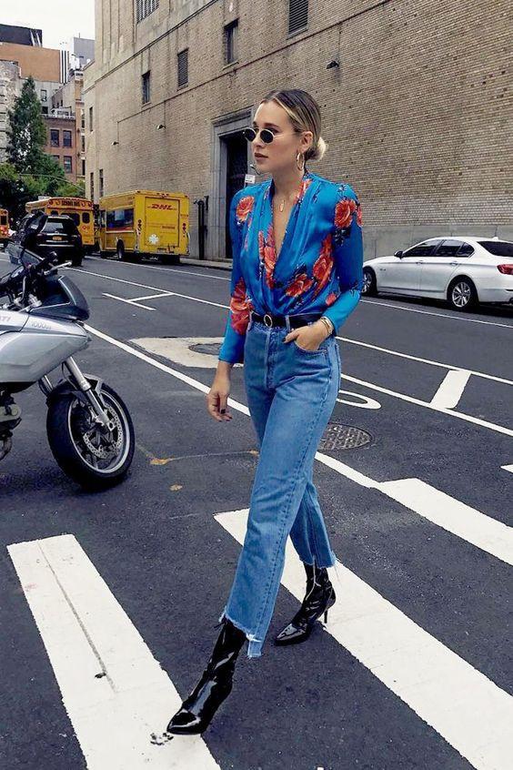 Mom Jeans tendencias 2020