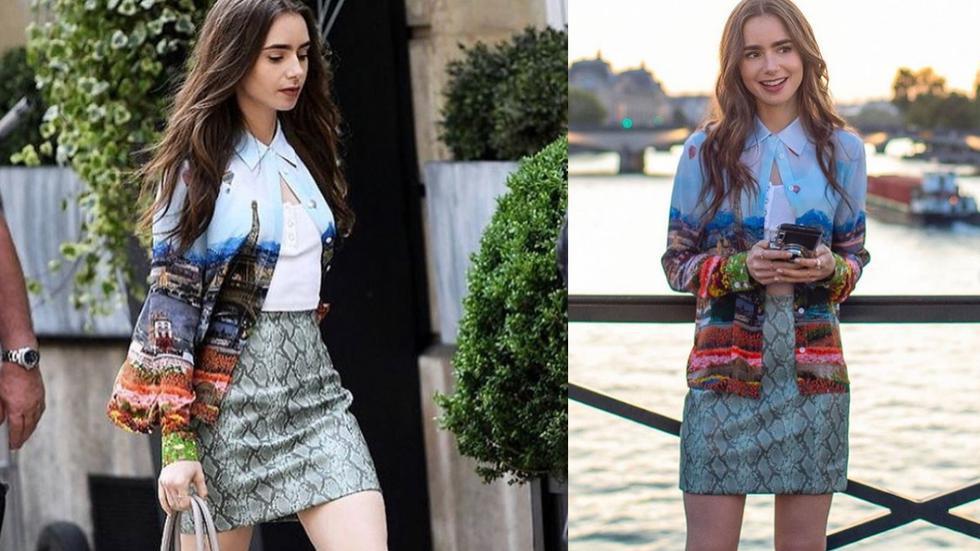 Emily in Paris: 5 looks para imitar