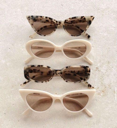Accesorios que son tendencia : gafas vintage