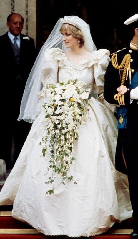 vestidos de novia 1985