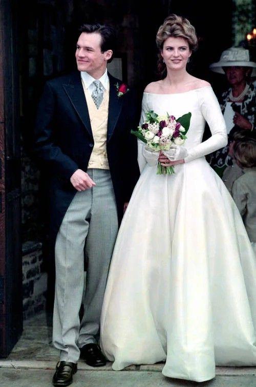 vestidos de novia 1995