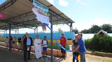 "Inaugurato il campo polisportivo ""Simona Genco"" a Fianarantsoa"