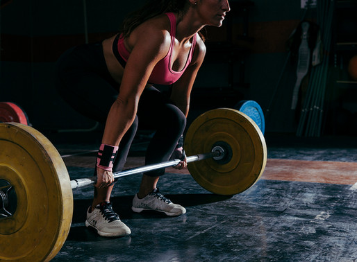 Treino de força para Mulheres