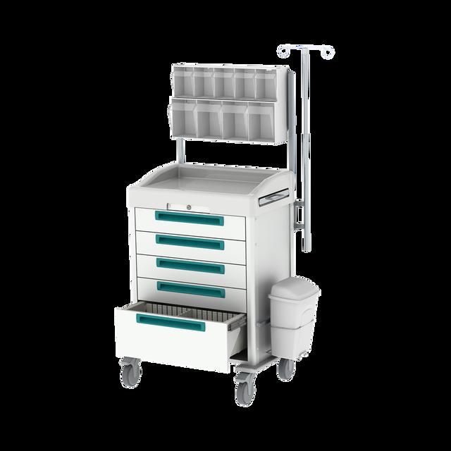 Anesthesia Carts