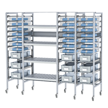 100% Aluminum  Racking System
