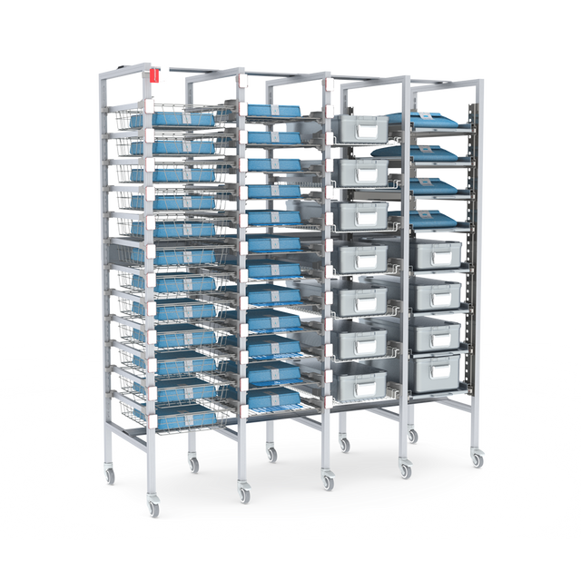 Sterile Instrument Pack Storage