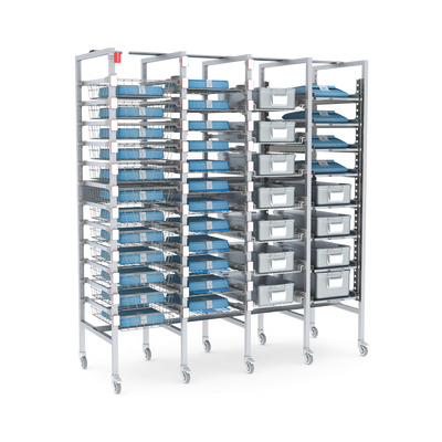 Sterile Instrument Pack Storage