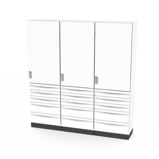 Medical Supply Cabinets