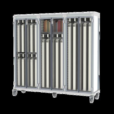 Catheter Storage Carts