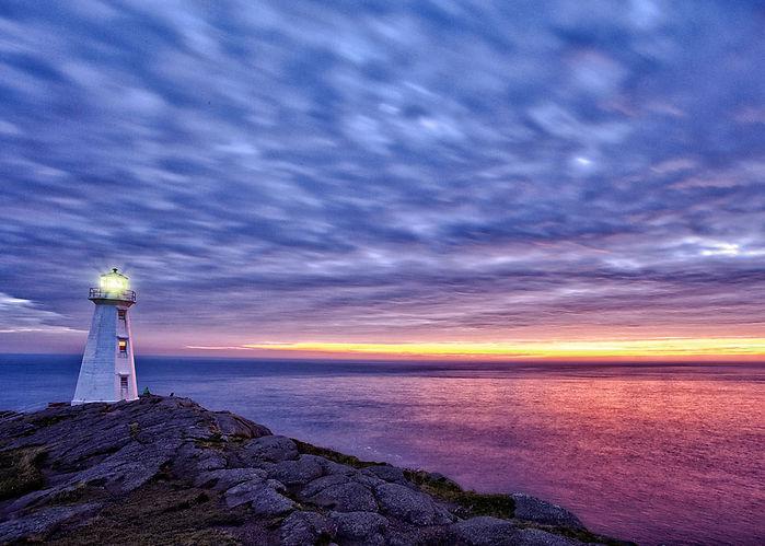 Cape-Spear-Sunrise-Newfoundland-Landscap