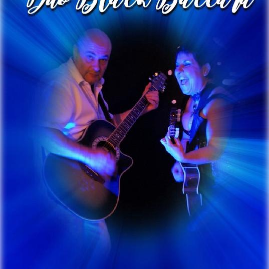 Isa et François à la guitare