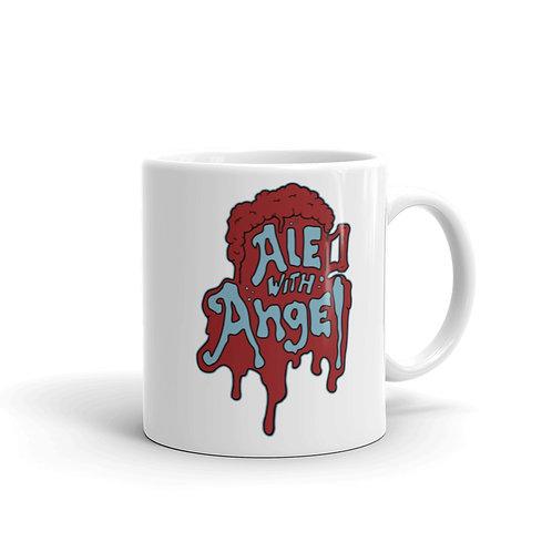 Ale with Angel mug