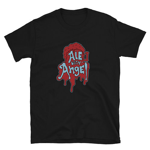 Ale with Angel Unisex T-Shirt