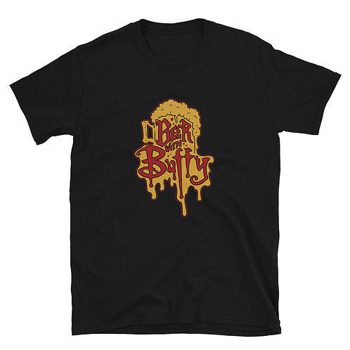 Beer with Buffy Unisex T-Shirt